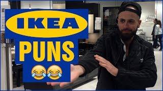 IKEA PUNS!   The Pun Guys