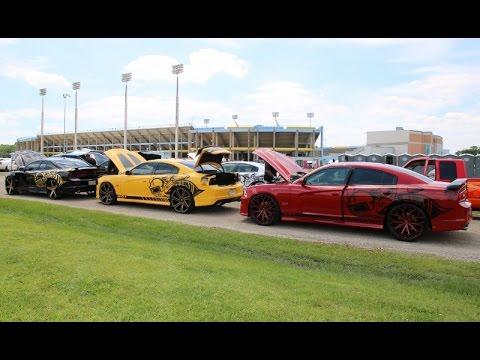 WhipAddict: Capital City Car Show Part 1: Louisiana Custom Cars, Car Audio