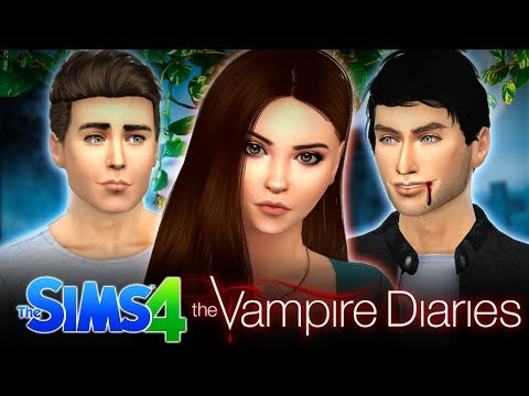 💉the-vampire-diaries💉--in-the-sims-4!