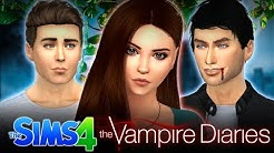 💉THE VAMPIRE DIARIES💉- In the Sims 4!