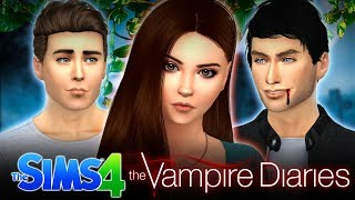 THE VAMPIRE DIARIES- In the Sims 4