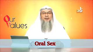 Oral sex recorded First