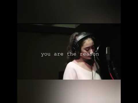 You Are The Reason - Alexandra Porat(COVER)