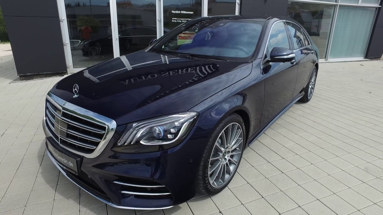 2017 mercedes benz s560 4matic w223 long exclusiv amg by for Buy mercedes benz in germany