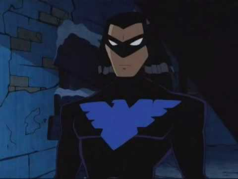 Nightwing on Teen Titans (1 of 4)