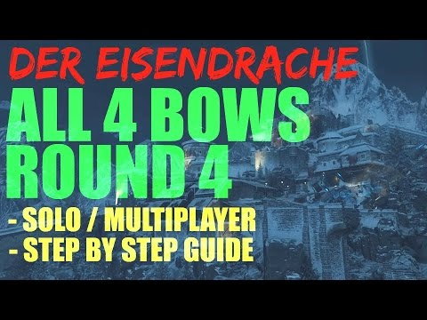 der eisendrache all bows by round 3 tutorial doovi