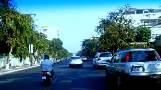Asia Travel - Touring Asian Phnom Penh Streets - Youtube 145