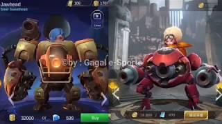 ML vs AOV | Mobile Legends VS Arena Of Valor | Who the best?!?!