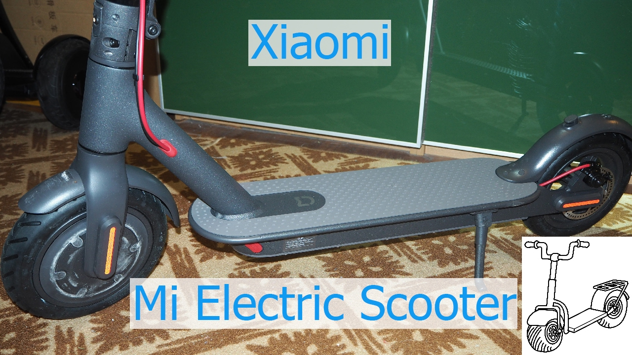 xiaomi mi electric scooter. Black Bedroom Furniture Sets. Home Design Ideas