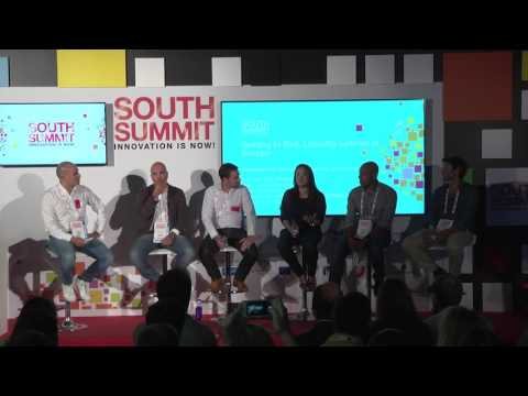 SOUTH SUMMIT 2016 - Getting to Exit Liquidity options in Europe