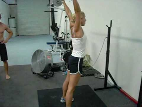 how to prepare for fran crossfit