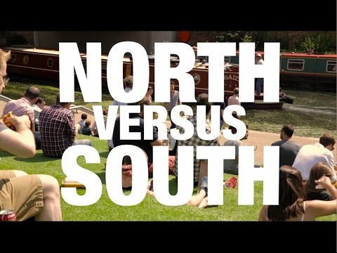 Are you North London or are you South London?