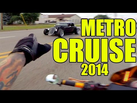 Metro Cruise 2014 Wyoming Michigan