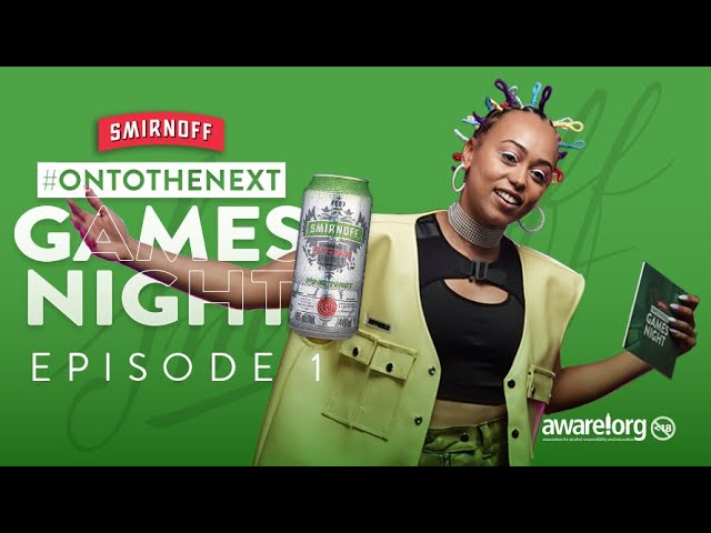 Smirnoff 'Games Night'