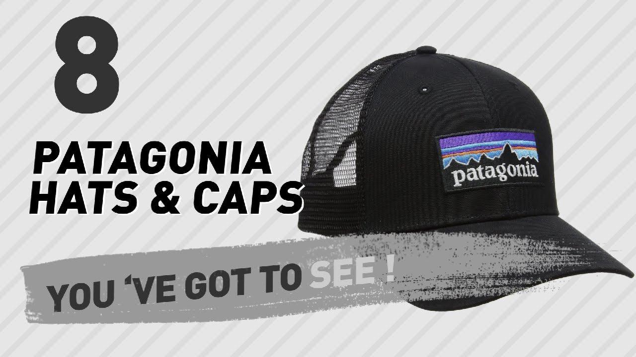 7e30f14c18f Patagonia Hats   Caps    New   Popular 2017 - YouTube