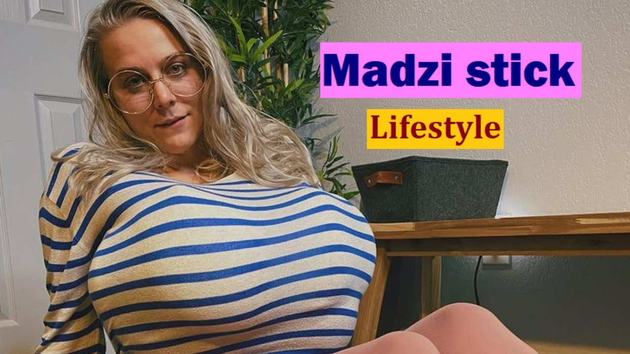 Download Plus-size model Madzisstacked know about her over size breast creation and lifestyle   Biography