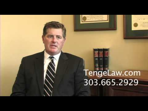 No matter what kind of personal injury law case, Tenge Law Firm brings the skills and resources needed to attain the outcome you want. Call now, and since this firm works off contingency, no fees are required until they win your case.