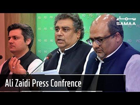 Ali Zaidi Press