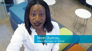 My Way, My Solvay: Oumou Simon
