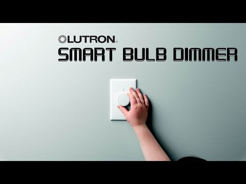 Lutron Aurora Smart Bulb Dimmer Review