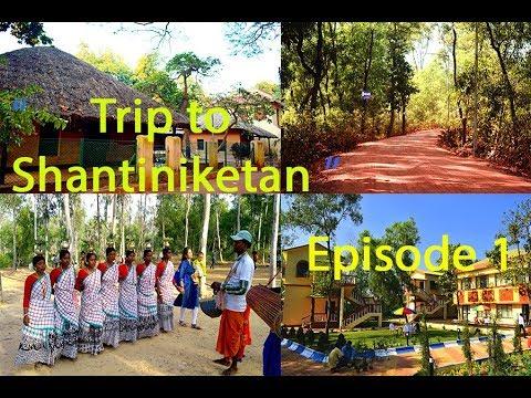 Travel To Shantiniketan Episode 1 | Sonajhuri | RangaBitan Lodge | Khoyai  | Poush Mela