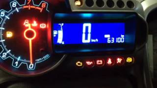 Корректировка спидометра Chevrolet Aveo 2013(, 2015-04-30T17:47:25.000Z)