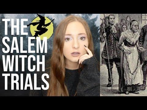the salem witch trials | alaina