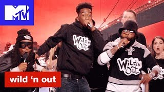 Desiigner Remixes Bingo 'Official Sneak Peek' | Wild 'N Out | MTV