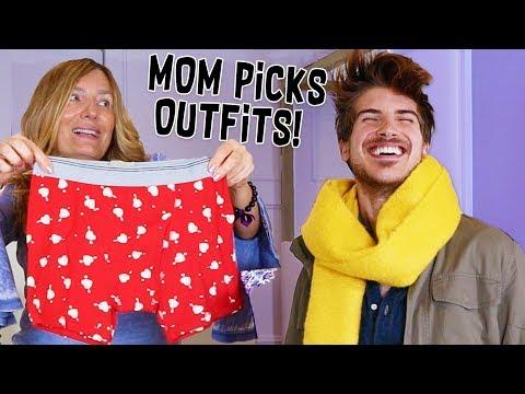 Boyfriend's Mom Picks My Outfits!