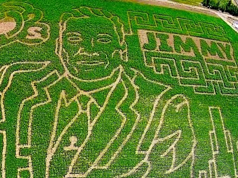 Top 3 Corn Mazes to Explore Across America