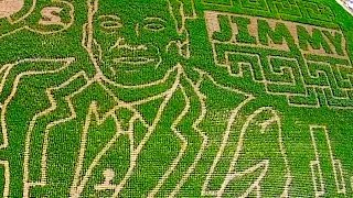 Top 3 Corn Mazes To Explore Across America