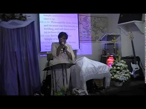 Sunday, April 20th, 2014  Min  Renna Joseph  Easter Sunday  Part 3