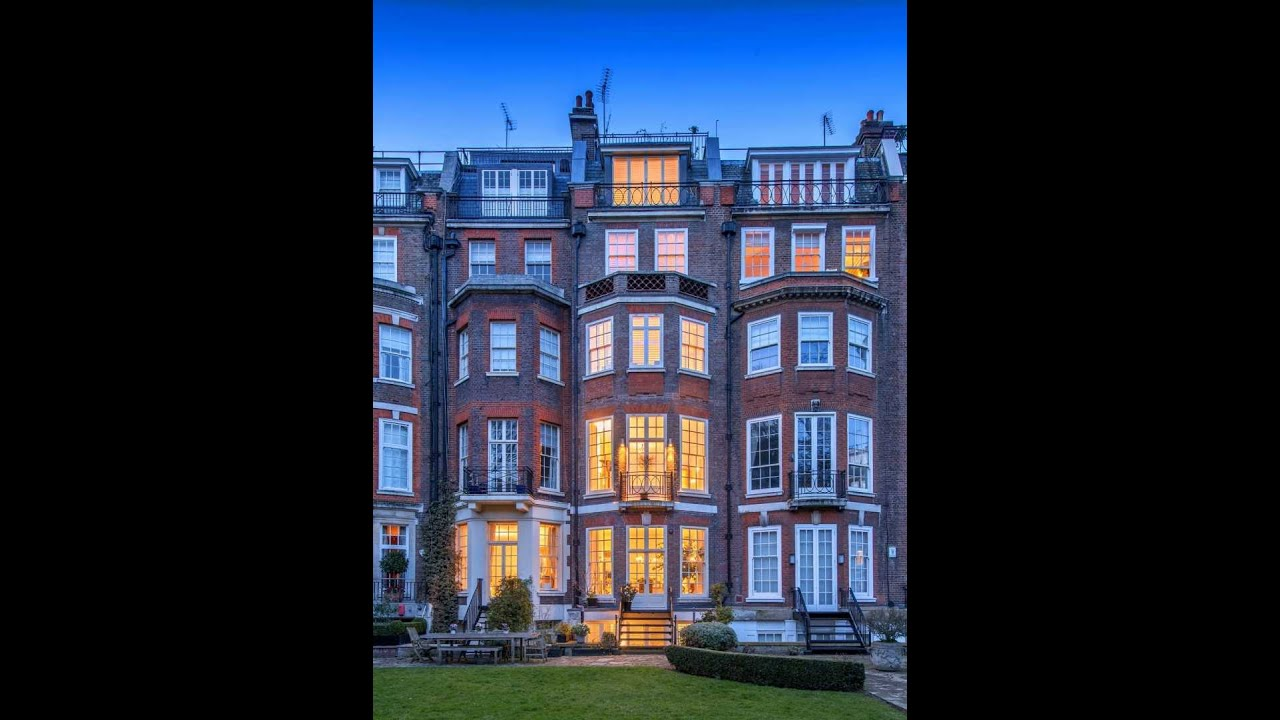 Beautiful home in mayfair london youtube for Quartiere mayfair londra