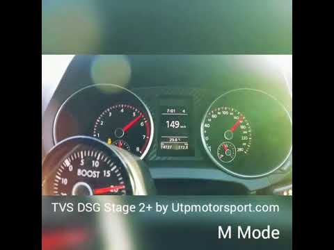 TVS DSG Stage 2+ paired with Eurodyne Ecu Tune Stage 3