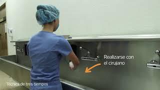 4.2 Lavado de manos