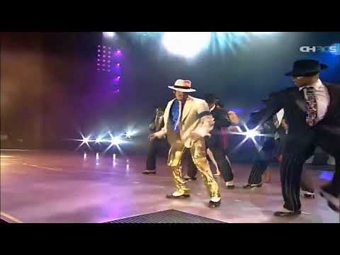 開始Youtube練舞:smooth criminal-Michael Jackson | 看影片學跳舞