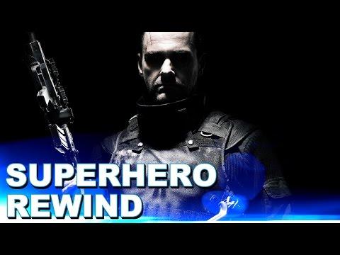 Superhero Rewind: Punisher War Zone Review