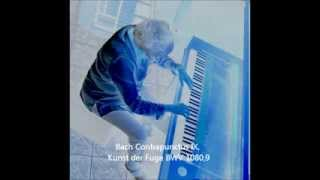 Bach - Kunst der Fuge, Contrapunctus IX, BWV 1080,9 - Rosalinde Haas, harpsichord