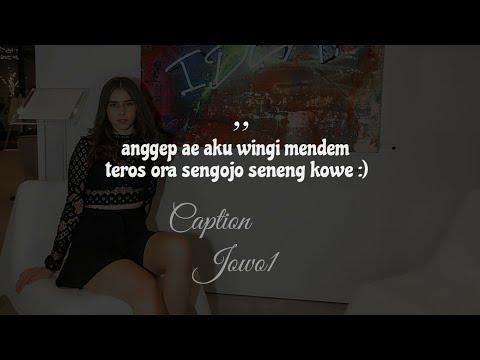 Caption Jawa Ter_Update!! 2020 // Sobat Ambyar Sini Ngumpul...