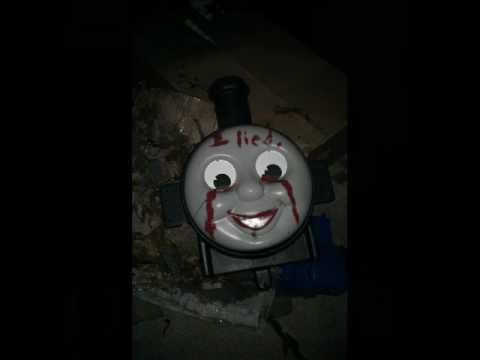 thomas the tank engine XXX DANGER EDITION