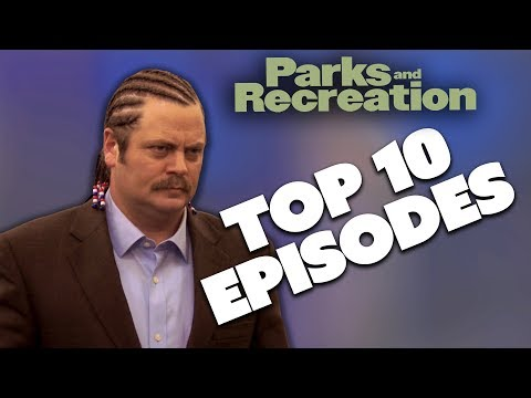 TOP 10 EPISODES   Parks and Recreation   Comedy Bites