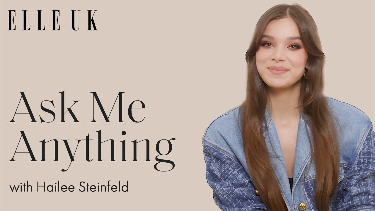 Download Hailee Steinfeld Talks 'Dickinson', The Importance Of The Youth Vote & Fangirling Rihanna | ELLE UK