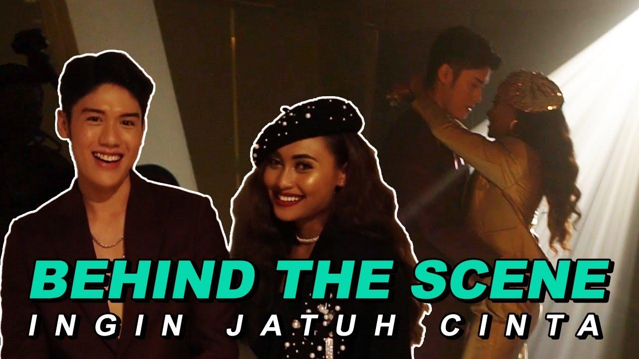 [BEHIND THE SCENE] MUSIC VIDEO NOVIA BACHMID - INGIN JATUH CINTA