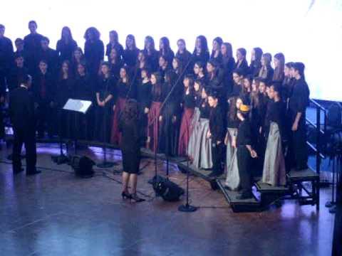 Ten Lee Dakah As Performed by the Ramaz Middle School Dinner Choir