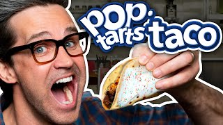 Pop-Tarts Restaurant Taste Test