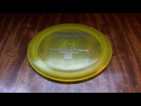 Innova Champion Groove Disc Golf Disc Review - Disc Golf Nerd