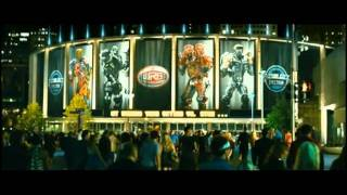 Живая сталь (2011) Трейлер фильма