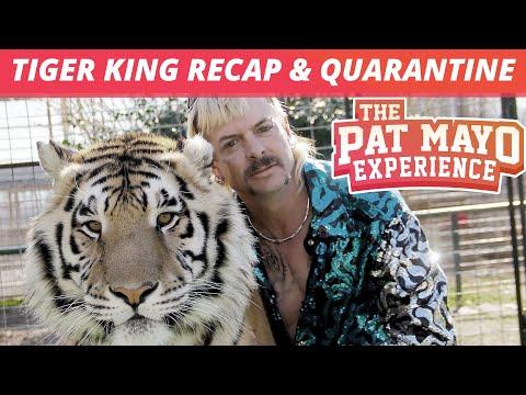 netflix-tiger-king-recap,-review-&-2020-covid-19-quarantine-book-club-and-coronavirus-outlook