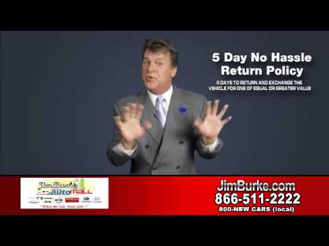 Jim Burke Automotive Group Why Buy From Us w Zack Justice
