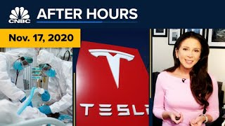 Why Tesla Shares Spiked After Getting Added To The S&P 500: CNBC After Hours